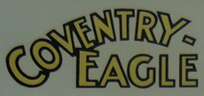 Picture of Coventry Eagle Tank