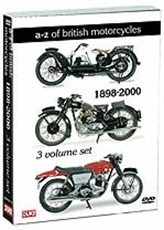 Picture of A-Z Of British Motorcycles (Duke Marketing)