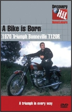 Picture of 1970 Triumph Bonneville T120RL: A Bike Is Born (Duke Marketing)