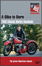 Picture of 1942 Classic Harley Davidson: A Bike Is Born (Duke Marketing)