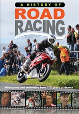 Picture of A History Of Road Racing (Duke Publishing)