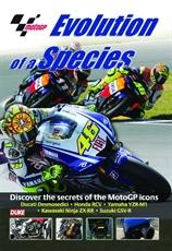 Picture of MotoGP Evolution Of A Species (Duke Marketing)