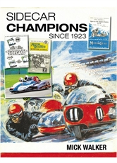 Picture of Sidecar Champions Since 1923 - Mick Walker (DB Publishing)
