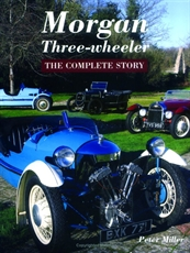 Picture of Morgan Three Wheeler (Book)