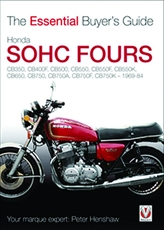 Picture of The Essential Buyers Guide- Honda SOHC Fours
