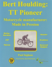 Picture of Bert Houlding: TT Pioneer - Paul Ingham (Ilkley Racing Books)