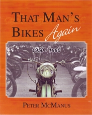 Picture of That Man's Bike Again - Peter McManus (MEP Publishers)