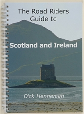 Picture of The Road Riders Guide To Scotland & Ireland - Dick Henneman (Panther Publishing)
