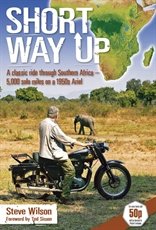 Picture of Short Way Up - Steve Wilson (Haynes Publishing)