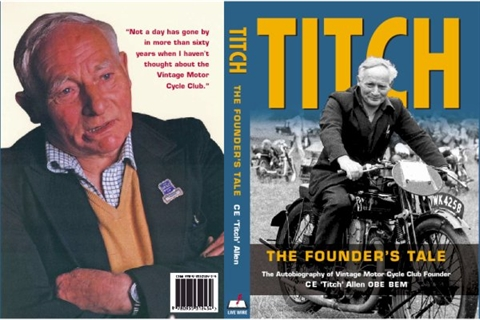 Picture of Titch: The Founders Tale - Titch Allen (VMCC limited)