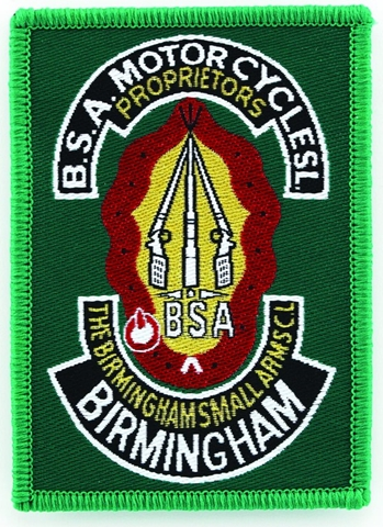 Picture of BSA (sew on)