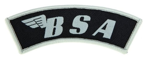 Picture of BSA SH/Badge (pair)