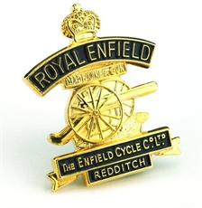 Picture of Royal Enfield Pin On Badge
