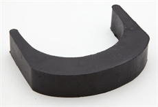 Picture of Triumph OIF Tunnel Rubber (Wassell)