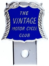 Picture of VMCC Machine Or Car Badge - Small (VMCC Limited)