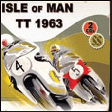 Picture of Isle Of Man TT 1963