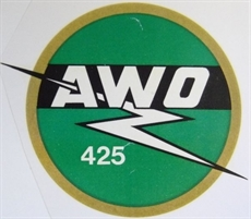 Picture of AWO Tank