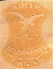 Picture of Adler Frame Head