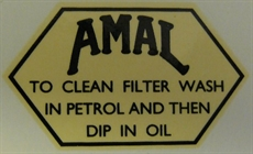 Picture of Amal Air Cleaner