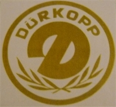 Picture of Durkopp Rear Mudguard