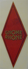Picture of Gnome Rhone Tank