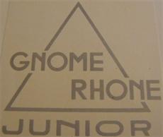 Picture of Gnome Rhone Rear Mudguard