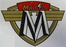 Picture of Maico Tank