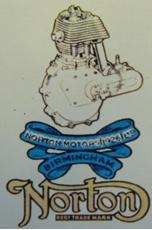 Picture of Norton Head Stock