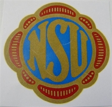 Picture of NSU Headstock/Rear Mudguard