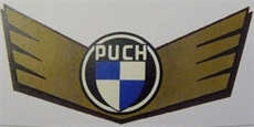 Picture of Puch Rear Mudguard
