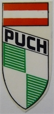 Picture of Puch Front Mudguard
