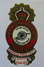 Picture of Royal Enfield Frame