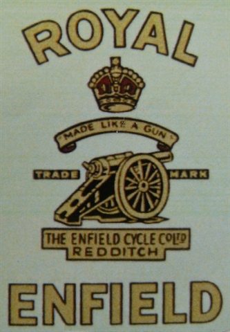 Picture of Royal Enfield Tool Box T/Top