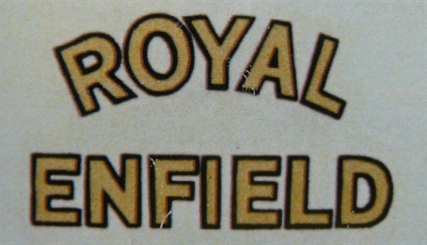 Picture of Royal Enfield R/M/Guard