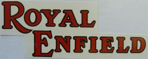 Picture of Royal Enfield Tank