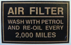Picture of Royal Enfield Filter