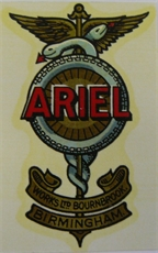 Picture of Ariel H/Stock