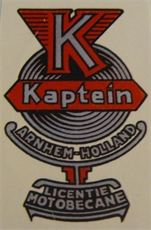 Picture of Kaptein Headstock
