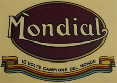 Picture of FB. Mondial Tank