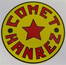 Picture of Comet Hanrez Tank
