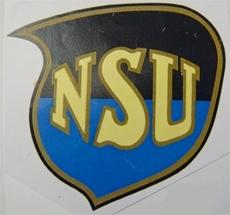 Picture of NSU Tank R.L.H.