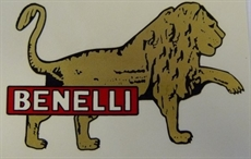 Picture of Benelli Tank R.L.H.