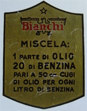 Picture of Bianchi Tank Top