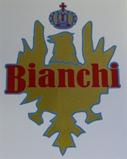 Picture of Bianchi Headstock