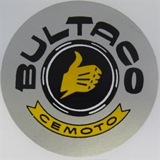 Picture of Bultaco Tank