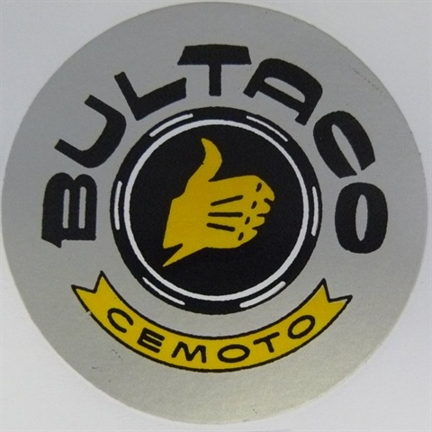 Picture of Bultaco Tank