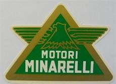 Picture of Minarelli Tank R.L.H.