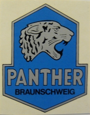 Picture of Panther (German) Rear Mudguard