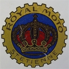 Picture of Royal Moto Panel