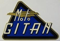 Picture of Moto Gitan Tank R.L.H.